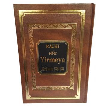 RACHI - séfèr Yirmeya Jérémie (26-52)