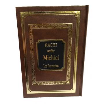 RACHI - séfèr Michlei - Les proverbes
