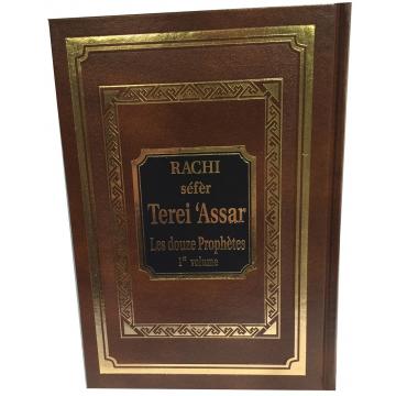 RACHI - séfèr Terei 'Assar - Les douze Prophètes - Ier Volume