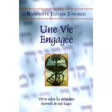 Rabbanite Esther Jungreis - Une vie engagée