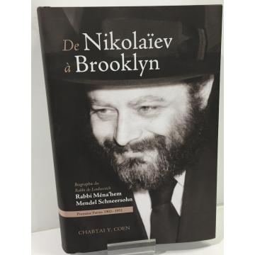 de Nikolaiev à Brooklyn Chabtai Y Coen
