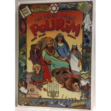 les fetes juive POURIM