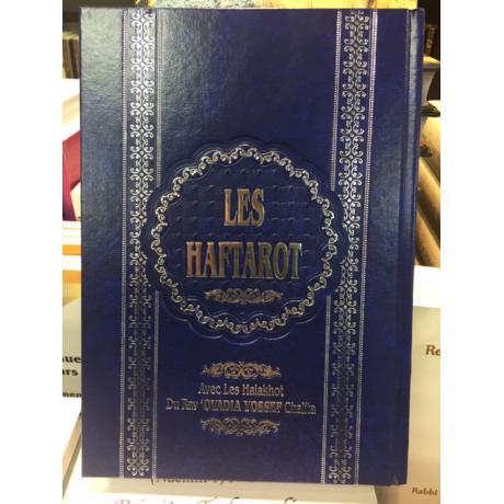 HAFTARA Hebreu-Francais