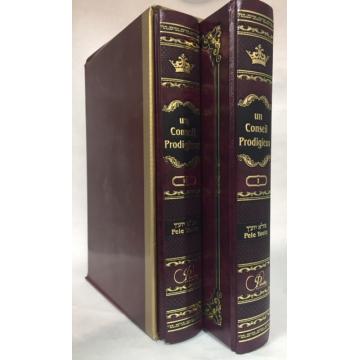 UN CONSEIL PRODIGIEUX , PELE YOETZ . COFFRET 2 VOLUMES