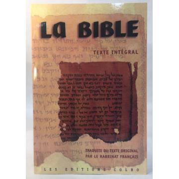 LA BIBLE éditions Colbo