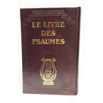 Livre des psaumes- Tehilim-hébreu,traduction