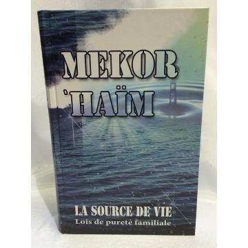 La Source de la Vie- Mekor Ha'Haim