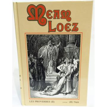 Meam Loez - LES PROVERBES (II)