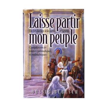 Jossée Deutsch - Laisse partir mon peuple