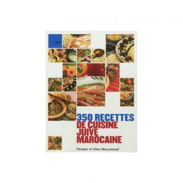 350 recettes de cuisine marocaine