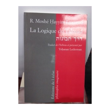 La logique du Talmud Yohanan Lederman