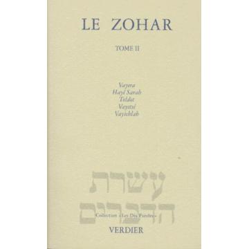 LE Zohar- genèse-T2- Verdier