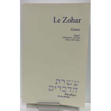LE Zohar- genèse- T1