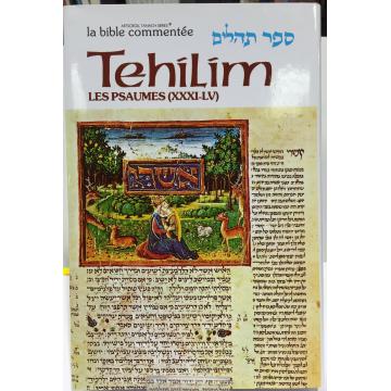 Tehilim T2 les psaumes de 31 à 55 Artscroll