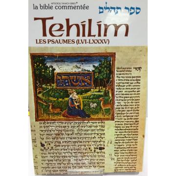 Tehilim T3 les psaumes de 56 à 85 Artscroll